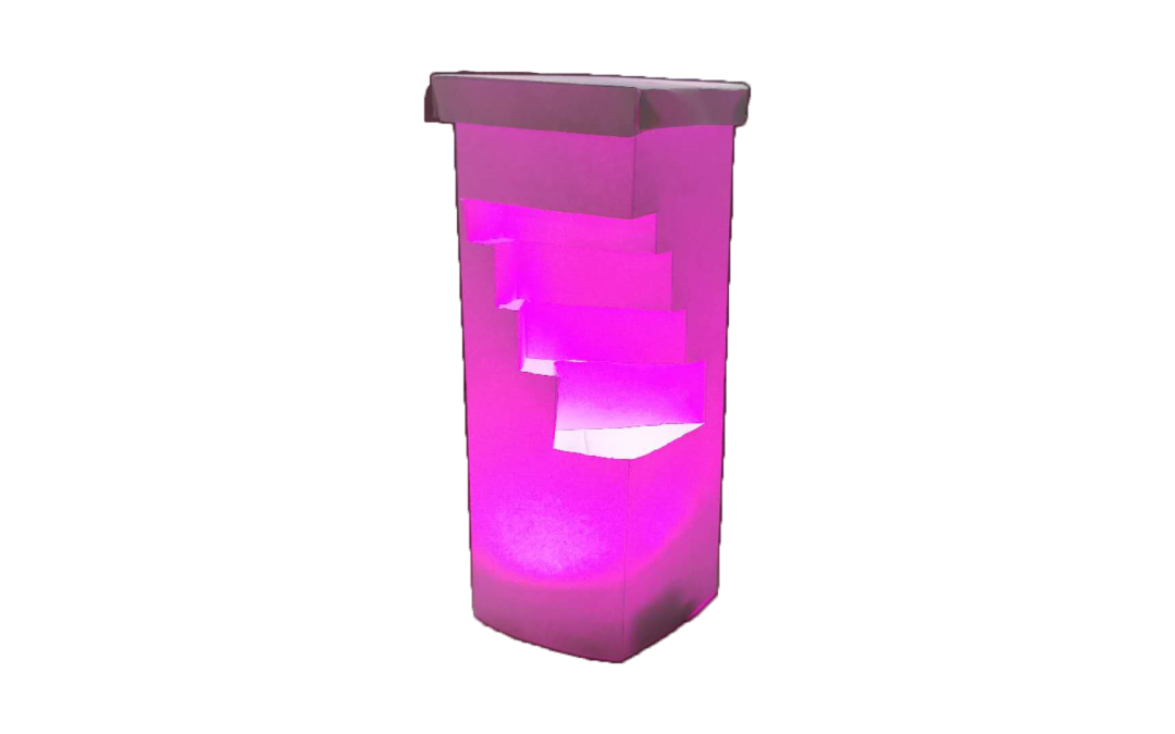 LED Design Lamp